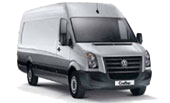 Volkswagen Crafter Fourgon Tolé TDI 102 ch