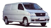lld Hiace Fougon Court Base 95 D4D