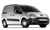 Peugeot Partner Fourgon 120 L1 HDi 75 ch